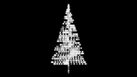 Procedural Christmas Tree.